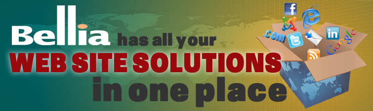 Web site solutions in one place