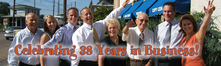 Celebrating 38 years in business