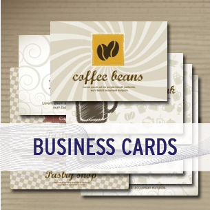 marketing services - business cards