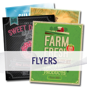 marketing services - flyers