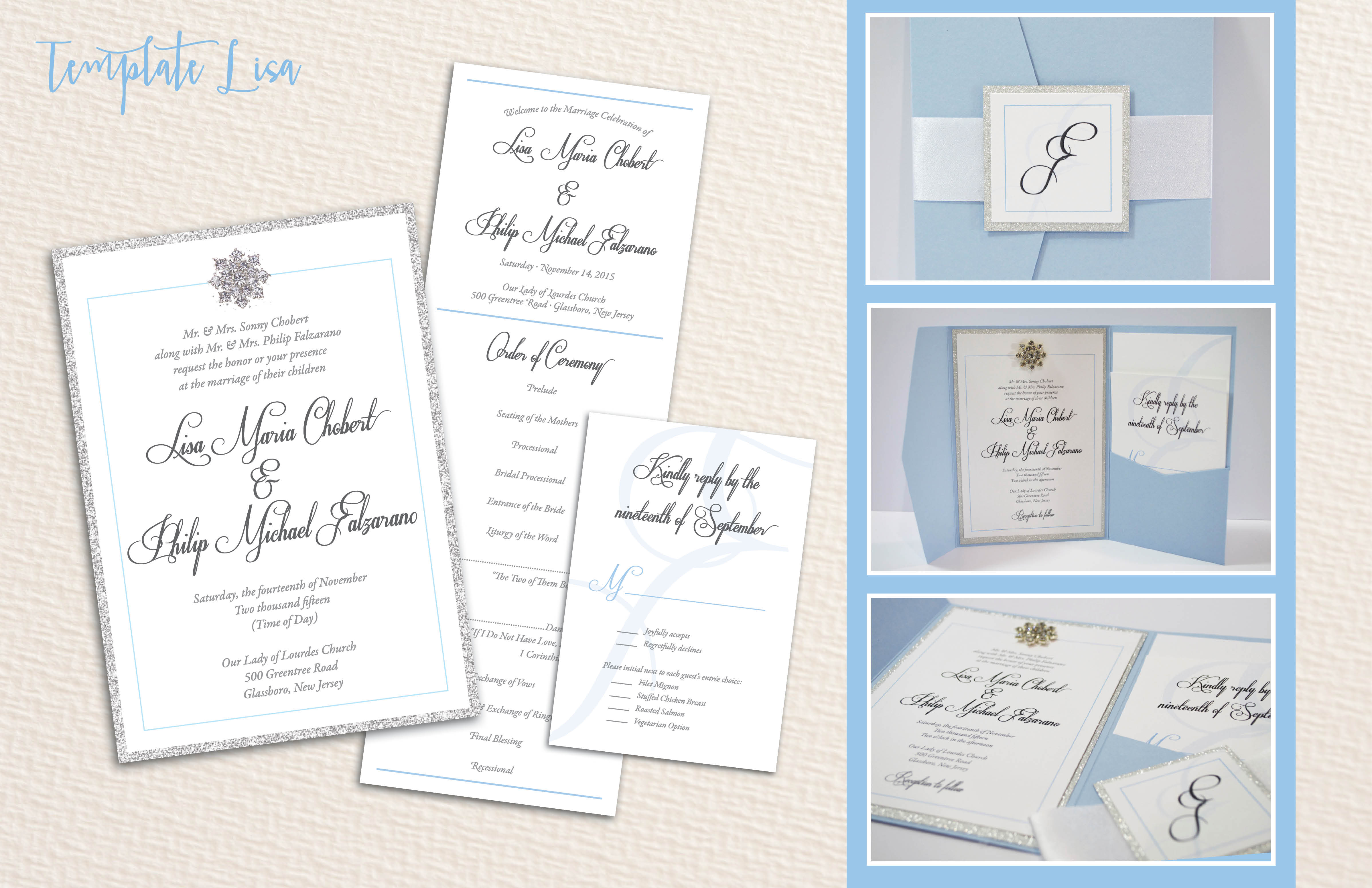 Weddings by Bellia | Bellia South Jersey Printing