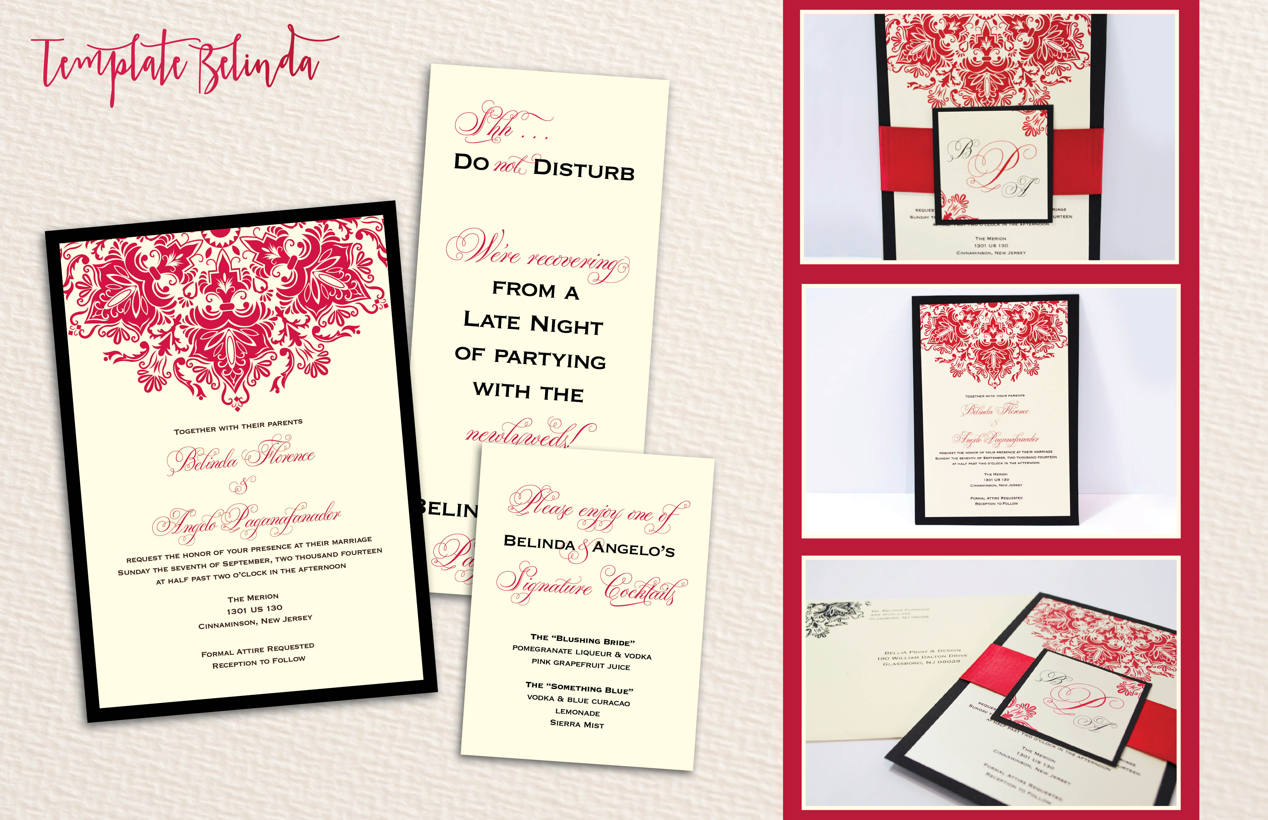 wedding invitation printing new jersey 28 images aaron s