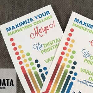 Why Variable Data is the secret ingredient to your direct mail campaign