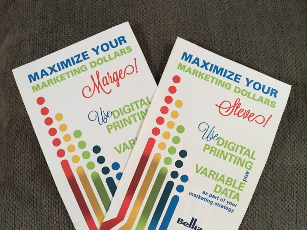 VARIABLE DATA FOR YOUR DIRECT MAIL CAMPAIGN