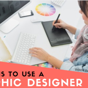 5 reasons to use a graphic designer