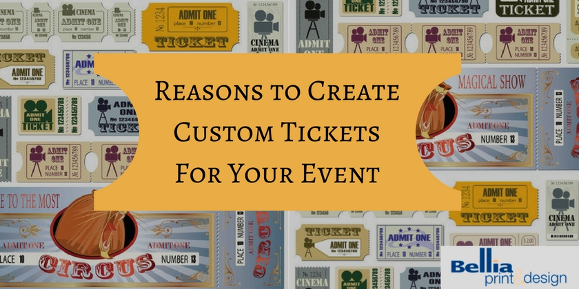 Custom Tickets